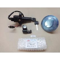 Kit Chave Igniçao/tampa Comb. Xr 250 06-08 Duas Barras 05977