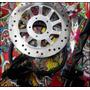 Kit Sistema Freio Fan 125 00 A 08 A Disco Envio 20% + Barato