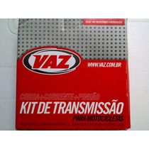 Kit Transmissão/rel. Completa C/ Ret Vaz P/ Tornado 250