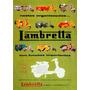 1735- Placa Decorativa Moto Motorcycle Vespa Lambretta