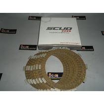 Disco De Embreagem Scud Honda Cg125/ Fan125 08