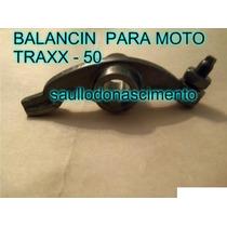 Balancin Do Comando De Válvulas Moto Traxx Star 50
