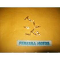 Lampada Mini .camarão Painel Cb 450 / Nx 200/350 Kit Com 3