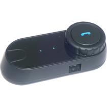 Comunicador Moto Capacete Bluetooth Gps Mp3 - Mod. Novo