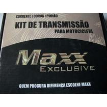 Kit Relaçao Cb 300 Maxx Esclusive