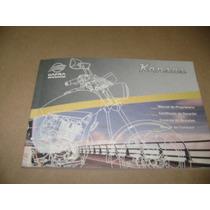 Manual Do Proprietário Dafra Kansas 150 - 2009