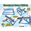 Elevador Autos Plataforma 1500 Kg C/ Rodas