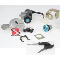 Kit Chave Ignição C/ Sensor C125 Biz Serjaomotopecas