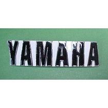 Emblema Rd250 Rd350 Tanque 360-24161-11 Yamaha Replica Metal