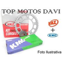 Relação Completa Honda Shadow 750 98/04 Vaz + Kmc