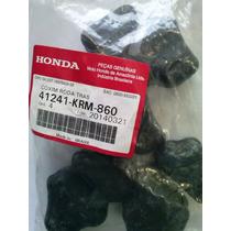 Coxim Coroa Titan 150 Original Honda 4 Peças