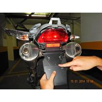 Para Lama Traseiro, Anti Spray, Acessório Moto Bmw