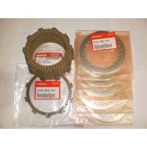Disco De Embreagem 08-disco/07-separadores Cbr-600f 96/99 Hd