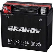 Bateria Brandy Ytx20l-bs Harley Davidson Dyna, Softail