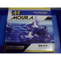 Bateria Moura Moto Ytx14-bs Yuasa Ma12-e 12ah V-strom Gs650