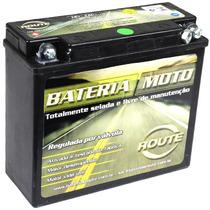 Bateria Moto Honda Nx 200 1993 Ate 2000 - 8 Ampéres