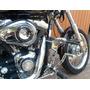 Pedaleira Mata-cachorro Harley Davidson Dyna Super Glide.