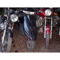 Bagageiro P/ Scooter Suzuki Adrees V100.