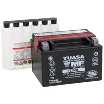 Bateria Yuasa Ytx9-bs Xt 660/cbr 900/future/burgman 400