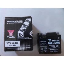 Bateria Yuasa Ytx5l-bs Titan150-08ks/00es/bros150/biz125