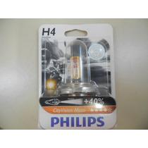 Lampada H4 City Vision 40% + Luz 60/55 W Philips Cb 300,falc