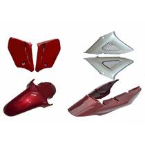 Carenagem Kit Completo Cbx 250 Twister Vermelho 2006 / 2007