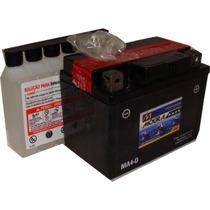 Bateria Moto Moura 4ah Ytx5l-bs Ma4-d Pop 100 Biz 125 Es Cg