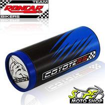 Slider Dianteiro Coyote Par Azul E Preto Xt 660 R Yamaha