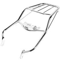 Bagageiro Aço Maciço Sansão Pro Tork Honda Nxr 125 150 Bros
