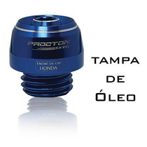 Tampa Óleo Motor Procton Honda Cbr 600f Cbr600f Cbr 600 F