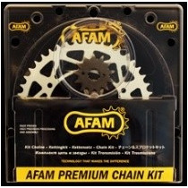 Kit De Transmissão Xt 660 R/z 04> Afam Coroa+pinhão+corre