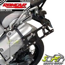 Suporte P/ Bauleto Lateral Roncar Alumínio Super Tenere 1200