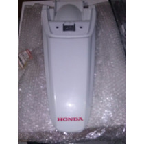 Paralama Traseiro Honda Crf 230 Original Branco