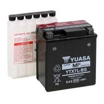 Bateria Yuasa Ytx7l-bs Titan Esd Twister Xlx250 Nx4 Hornet