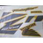Adesivo Kit Faixa Cbx 250 Twister 2007/2008 Frete 6 Reais