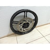 Roda Dianteira Com Disco Da Feizer 250 Original