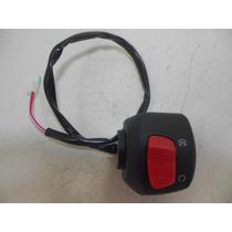 Interruptor Partida Yamaha Ybr 125ks 2002 A 2013 Cod 1211738