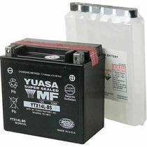 Bateria Yuasa Ytx14l-bs Harley Davidson 883/1200 Cc