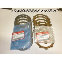 Disco De Embreagem C/separadores Honda Nx400 Falcon Original