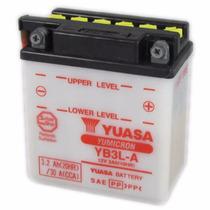 Bateria Yuasa Yb3l-a Dt180 Xl250 Xl350 Xl600 Vespa