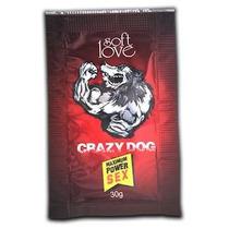 Crazy Dog Energético Masculino Em Gel 30ml