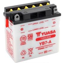 Bateria Yuasa Yb7-a Moto Motocicleta Yes 125, Katana 125