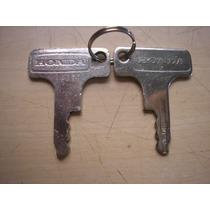 2 Chaves Da Ignição Original. Cb750k - Cb750four - Cb500 F
