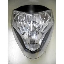 Bloco Optico Farol Cb 300 Com Lampada Cod E10410