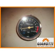 8700 - Conta Giros Suzuki Intruder 125cc - Otimo Estado