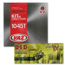 Kit Relação Compl Did/vaz Vt600 Shadow 90/05 C Retentor Rs1