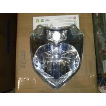 Farol Bloco Optico Original Yamaha Fazer 250 2011\2014