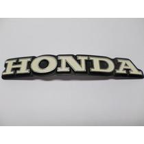 Honda Cb100 Cl100 Cb125s Cg110 Cg125 Tanque Emblema Japão