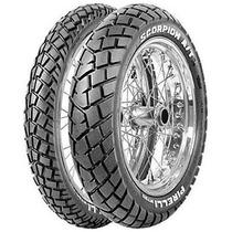 Pneu Pirelli Traseiro Mt90 58s110/80-18 Xtz125/xt/tdm225