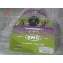 Kit Transmissao Titan-150 - Kmc Top De Linha!!!
